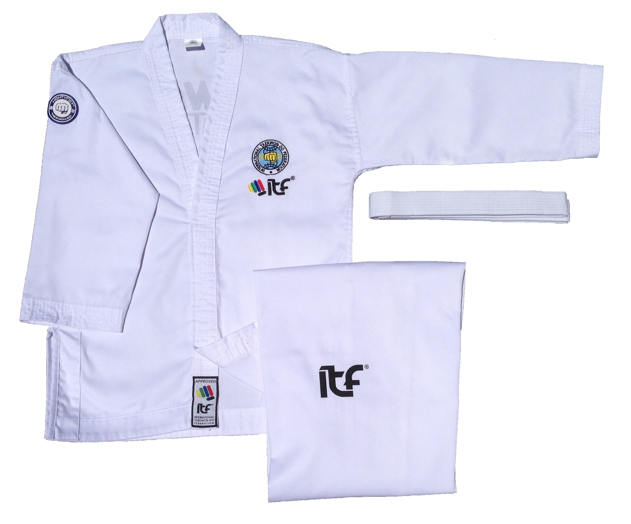 Dobok (Colour Belt)